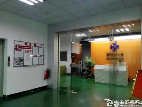 沙井洪田新出楼上1550平米带豪华装修厂房-图2