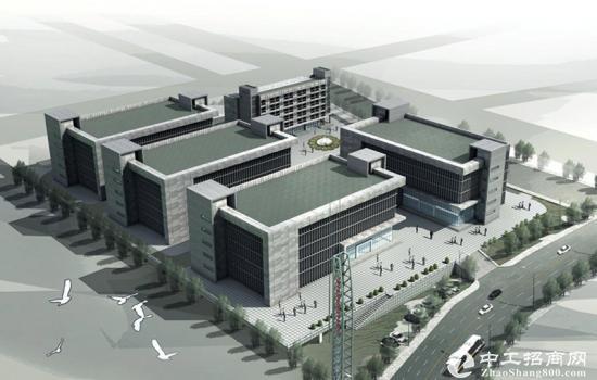 成都经开区独院厂房22亩标准厂房现房出售-图2