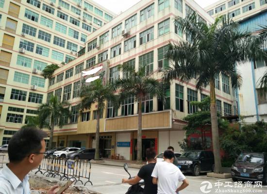 原房东二楼带装修600平厂房招租