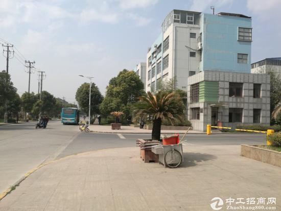 近南翔地铁站独栋办公研发总部自带电梯停车位产权出让-图2