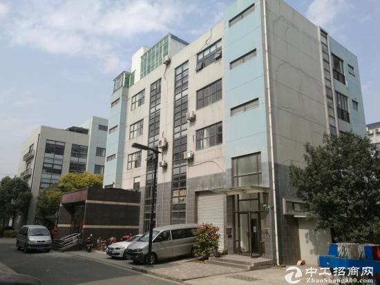 近南翔地铁站独栋办公研发总部自带电梯停车位产权出让-图3