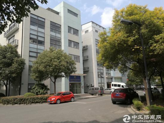 近南翔地铁站独栋办公研发总部自带电梯停车位产权出让-图4