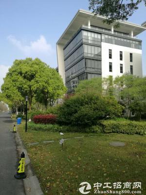 松江厂房佘山板块依山傍水花园式企业办公总部带车位