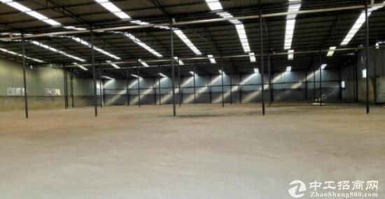 兴隆湖科学城东路1万平大型机械车停放、维修场地出租-图2