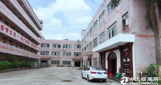 龙岗南约1500平豪华装修厂房出租