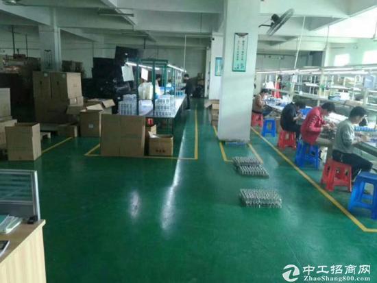 横岗六约永湖地铁站独院二楼精装修1200平米厂房