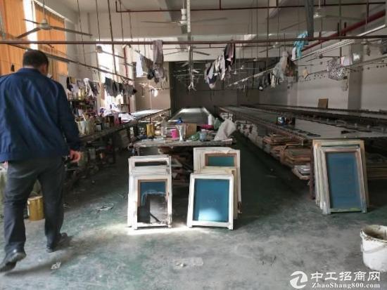惠阳秋长现成丝印厂房400平方出租-图3