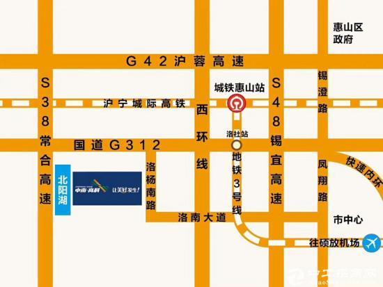无锡惠山智造产业园产权厂房