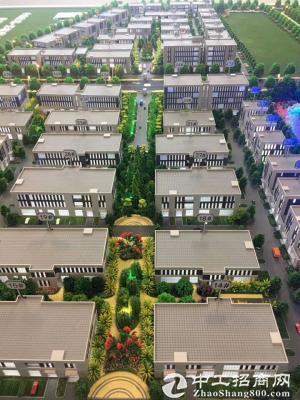 无锡惠山智造产业园产权厂房-图3