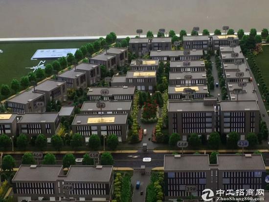 无锡惠山智造产业园产权厂房-图4