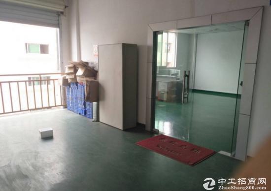 宝塘工业区楼上650带装修厂房招租