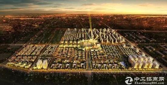 涿州和谷产业也 厂房 办公楼 高新企业聚集地