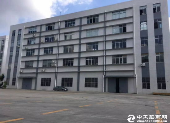 厚街一楼1250平方厂房大型园区独立形象好-图3