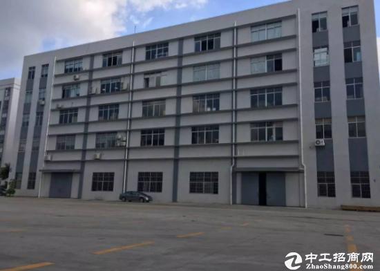 厚街一楼1250平方厂房大型园区独立形象好-图2