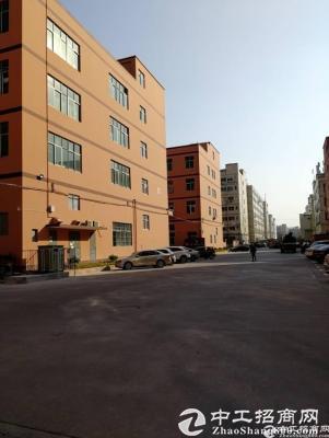福永和平楼上二三四层每层2500平出租可分层租-图3