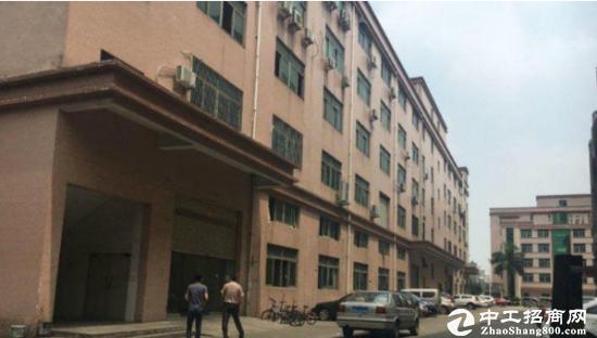 横岗永湖 标准一楼2200平米带办公室出租