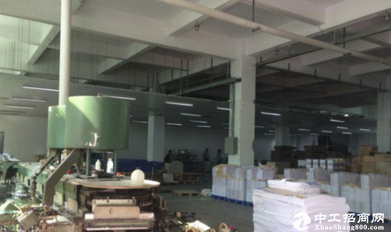 横岗永湖 标准一楼2200平米带办公室出租-图3