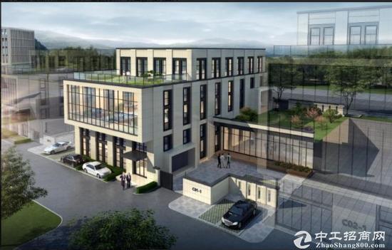 江北机场附近 金科控股 独栋智能双层厂房 轻轨附近-图2