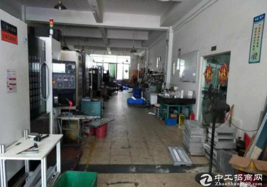 骏华工业区一楼600平米带装修厂房急租