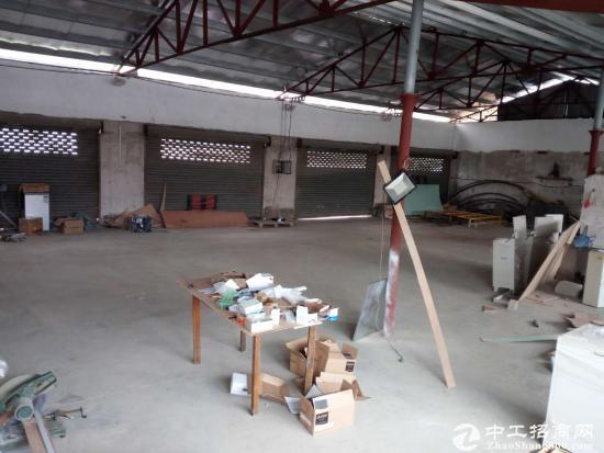 出租 港口一楼仓库 300方 可通大车 停车方便 靠河边-图4