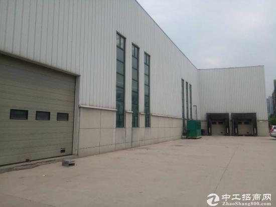 高新区5500平米钢构厂房出租可以分租300平1000平3000平-图3