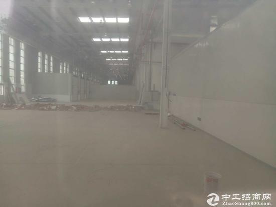 高新区5500平米钢构厂房出租可以分租300平1000平3000平-图2