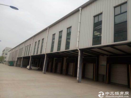 高新区5500平米钢构厂房出租可以分租300平1000平3000平-图4