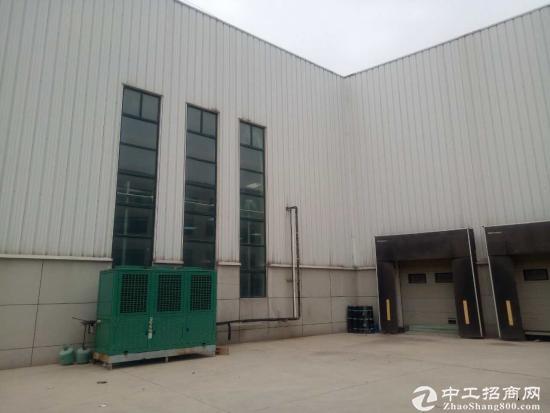 高新区5500平米钢构厂房出租可以分租300平1000平3000平-图5