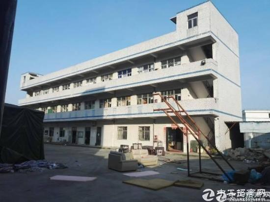 坪山碧岭工业区原房东独院6600平出租
