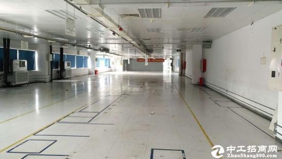 坪山大工业区新出楼上现成净化车间6100平招租-图5