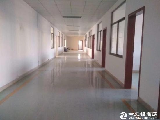 坪山大工业区新出楼上现成净化车间6100平招租-图3