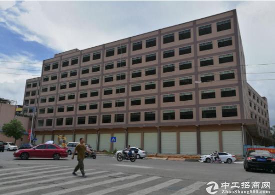 厚街楼上厂房1000平方形象好4米高,通风采光