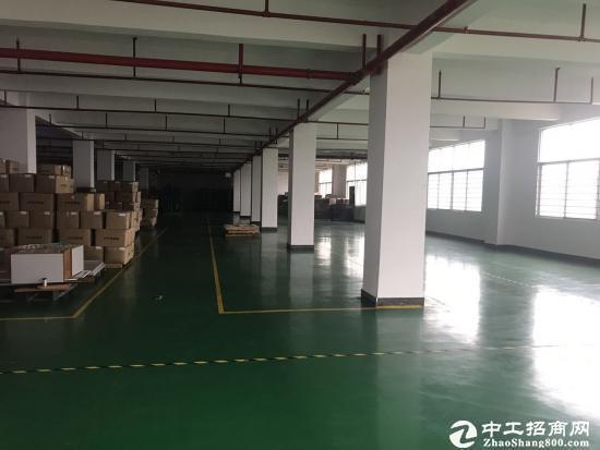 坪山大工业区楼上带装修980平急租-图4