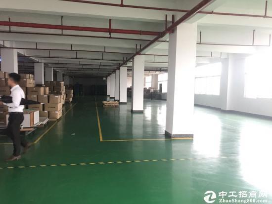 坪山大工业区楼上带装修980平急租-图5
