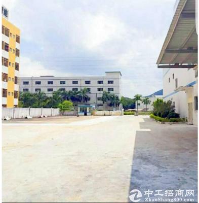 深圳坪山红本厂房34000平米急售