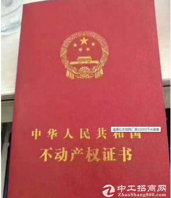 清溪红本独院厂房10000平米急售-图2