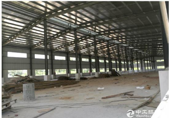 寮步精品独院钢构厂房4000平方米出租