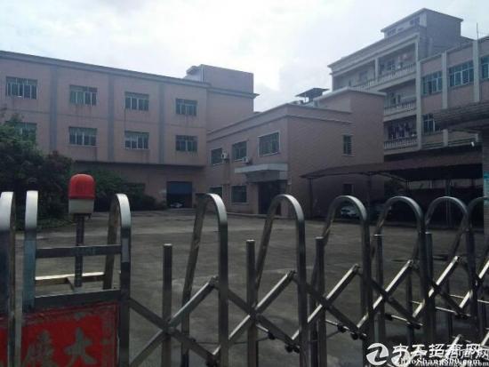 南城白马靠汽车总站附近原房东独院三层3180平米厂房出租-图3