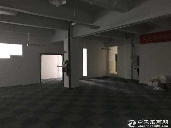西丽大学城地铁口600平带装修厂房出租-图2