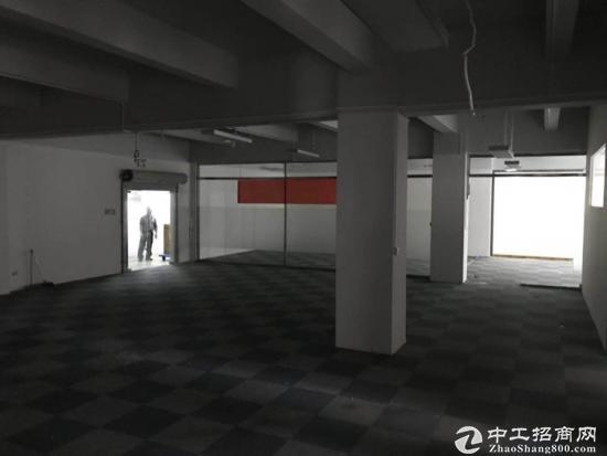 西丽大学城地铁口600平带装修厂房出租-图4