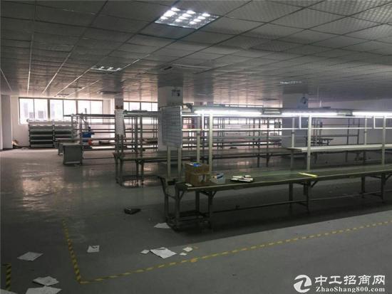 坪山装修小面积厂房200至600平招租