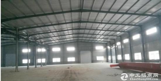 石龙坑现有钢结构厂房4800平出租 空地大