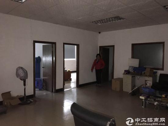 横岗地铁站228工业区三楼500平带装修办公室出租-图3