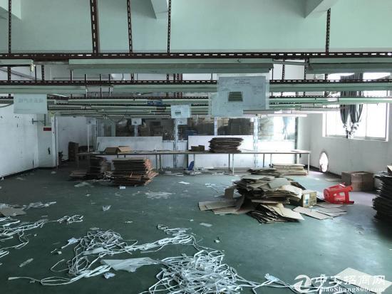 横岗地铁站228工业区三楼500平带装修办公室出租-图10