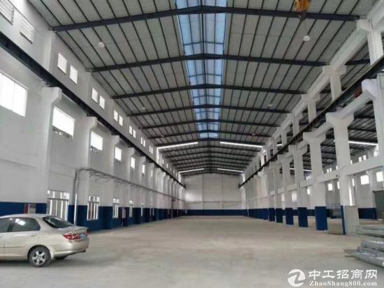 坪山 碧岭新出6米高带隔热500平方钢构厂房出租
