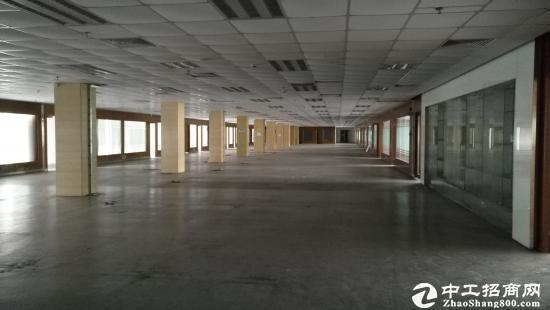 坪山带红本可做医疗厂房楼上1300平出租-图2