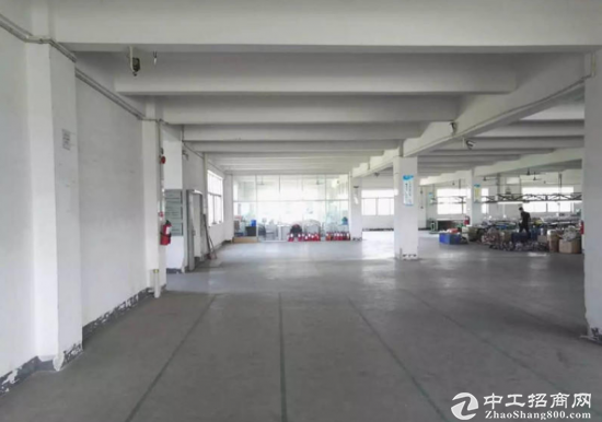 高埗卢溪,标准一楼820平厂房,空地大-图4