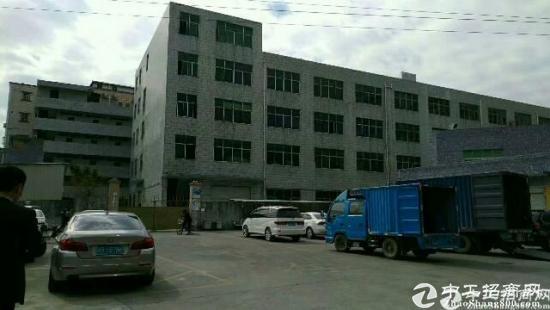 龙岗深汕路旁边新出厂房10500平出租-图2