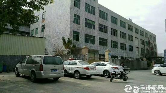 龙岗深汕路旁边新出厂房10500平出租-图5