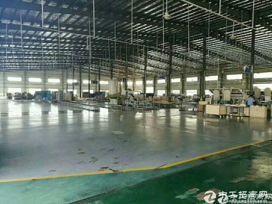 厚街镇新出钢构滴水12米高厂房5500平方米出租-图4
